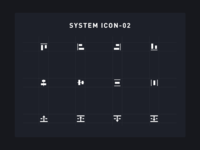 SYSTEM ICON-02