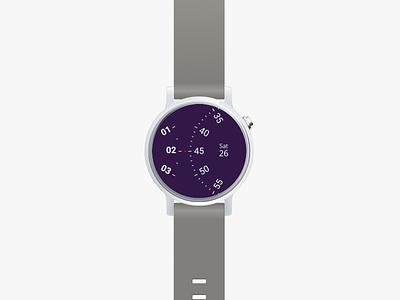 Roto Gears : Watchface watchface time smartwatch roto gears moto 360 android wear