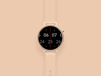 Time Tuner : Watchface