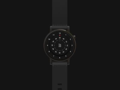 Roto 360 : Watchface