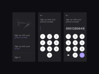Signup : Daily UI