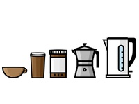 Cwoffee Icons