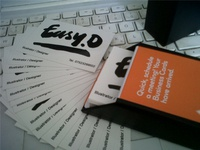 Easy D Business cards