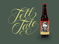 Tell Tale Brew Letters