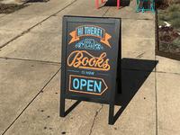 Co Lab Books Chalkboard