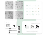 Brand design project for a boutique consultancy