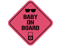 Baby Driver On Board