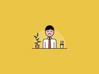 Unhappy Employee