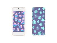 Tropical Pattern for Smartphone