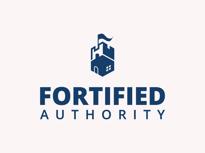 Fortified Auth.  Logo