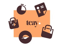 Teay●  icons