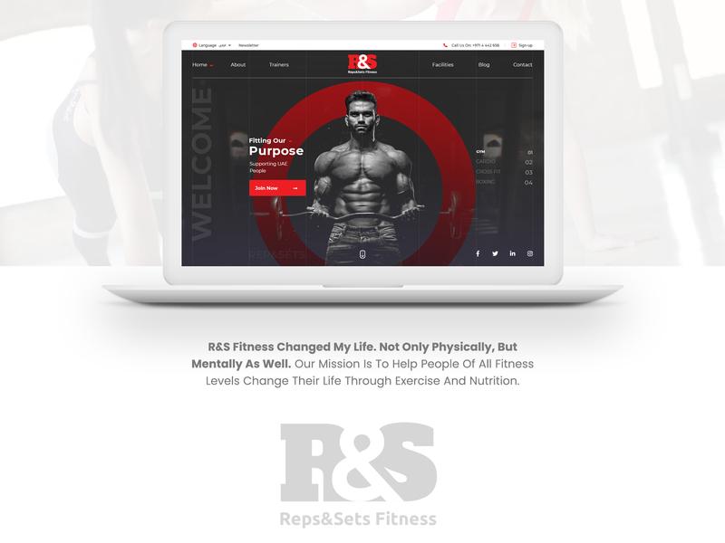 Details 1 body building gym fitness website
