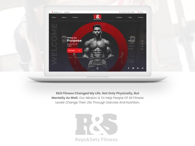 Details 1 @taimuransarii body building gym fitness website