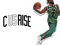 New C Us Rise Logos