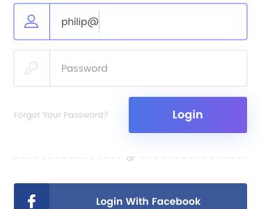 Login & Register Screen boarding apps design uiux user experience user interface ux ui sign up sign in register login