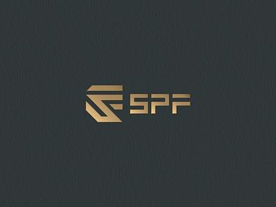 SPF Monogram Logo memorable timeless authentic luxury logo elegant mark monogram design lettermark symbol icon symbol letter spf letter spf lettermarklogo professionallogo companylogo logomonogram monogramlogo monogram