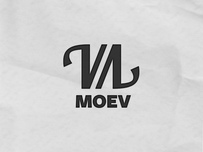 LETTER M - MONOGRAM STYLE LOGO animal bold clean icon identity modern branding simple logo mark monogram