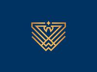 Eagle Mark Symbol Logo