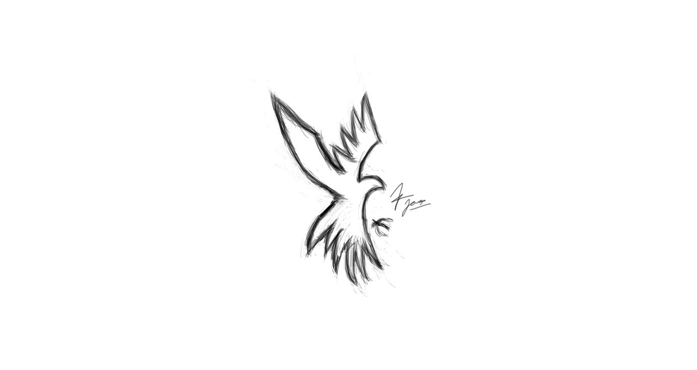Bird Sketch By James Wilson Saputra On Dribbble