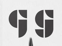 GJ Logo Concept