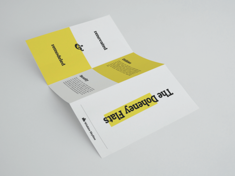 Branding Proposal Brochure Mockup by Rafe Goldberg on Dribbble