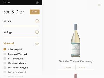 Wine Filters wine filter sticky grid