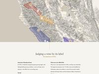 Vineyards Map