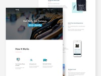 Shirtly Website