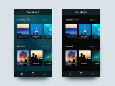 Smart Lightening App