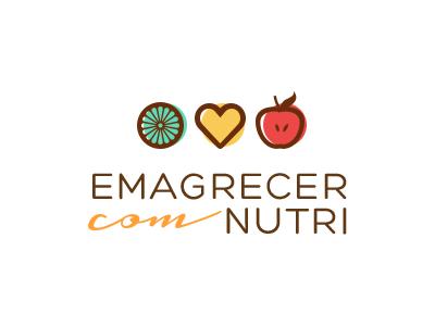 Emagrecer com Nutri (Logo Proposal 2)