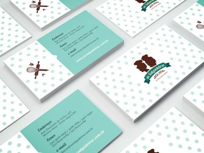 Business Cards {As Salgadeiras}