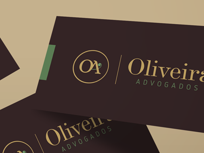 Oliveira Advogados Identity