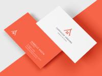 Compasso Urbano Architecture   Business Card