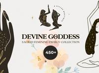 DEVINE GODDESS magic