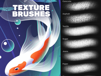 Texture Brushes for Procreate and Photoshop illustraion illustrator vector illustration graphic design design paint brushes painting paint digital art photoshop brushes photoshop brush procreate brushes procreate brush procreate brushes brush texture brushes texture brush texture