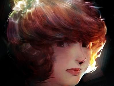 Portrait: 7 Illustrations
