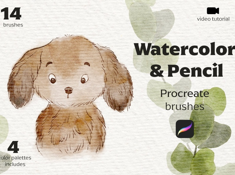 Watercolor&Pencil Procreate brushes graphic design procreate art procreate brush set pencil art pencil sketch pencils pencil drawing painting paint pencil brushes pencil brush watercolor brushes watercolor brush brushes brush procreate brushes procreate brush procreate pencil watercolor