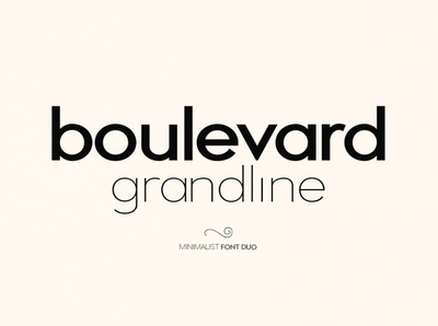 Grandline Boulevard sans serif fonts minimalist logo design minimalist design minimalist logo minimalistic minimalism font awesome font family font design design glyps bold typeface bold font bold sans serif font sans serif minimalist minimal fonts font