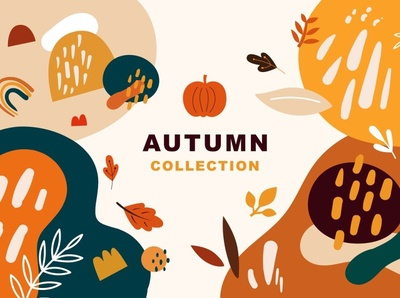 Autumn collection printing prints print seamless patterns patterns pattern instagram template instagram png element grpahic design design flyer poster art shapes shape abstraction posters poster autumn collection autumn