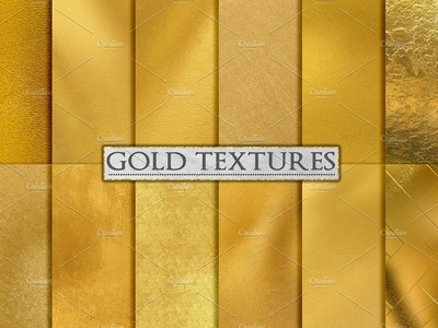 gold foil textures gold backgrounds