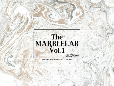 The Marble Lab Vol. 1 free textures free download free surface texture stone ink background marble paper handcrafted handmade marble