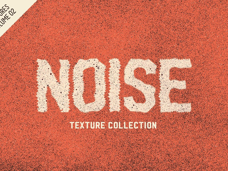 Noise Textures Volume 02 by Graphics Collection on Dribbble