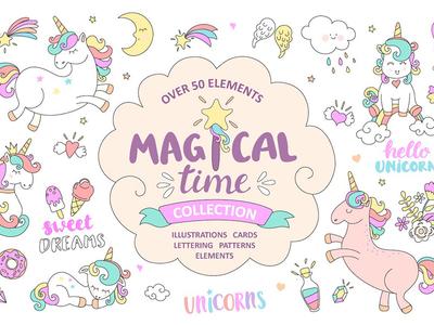 Magical time. Unicorns.