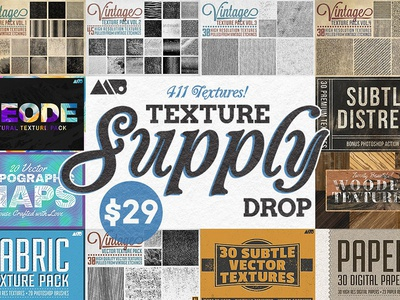 Texture Supply Drop