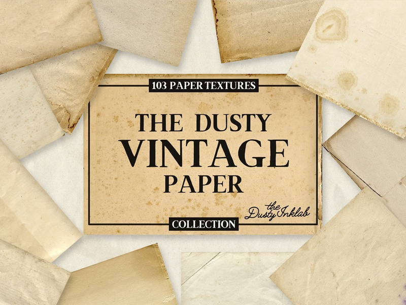 The Dusty Vintage Paper Collection background vintage background vintage textures paper textures textures texture vintage paper collection vintage paper paper old vintage old paper