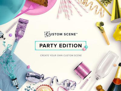 Party Edition - Custom Scene