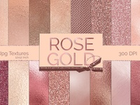 Rose Gold Digital Paper