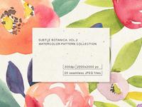 Subtle Botanica. Vol.2