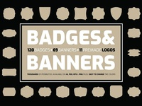 Badges & Banners Kit - FREE Download