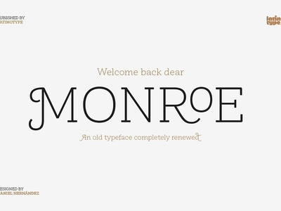 Monroe - Intro Offer 75% off handmade chic branding font design design display clean calligraphy typography modern elegant lettering text text font stylish alternates swashes slab serif font typeface